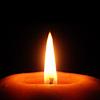 farad: (candle)