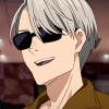 fivetimechamp: by cherrytini (everyone's hotter in sunglasses)