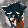 justshapes: finchwing on twitter (Don't talk to me)