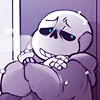 skelebro: (cant get cold if u dont have skin)