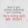 verschreibsel: (mister right and prince charming)