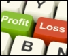 back_in_business: (profit or loss)