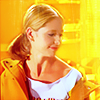 theladylazarus: Buffy giving a small smile (illuminating all that she touches)