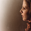 theladylazarus: Buffy in tears, side profile. (vulnerable, tears)