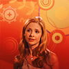 theladylazarus: Buffy smiling. (her smile was only something to hide beh)