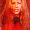 theladylazarus: Buffy wandering in demon-haunted Sunnydale in Bargaining. (fight the fight)