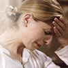 theladylazarus: Buffy crying, face in hand. (breaking)