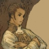 cotejardin: Balthier leaning against a tree with his arms crossed (tree)