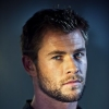 lessthanaman: Chris Hemsworth with a spotlight illuminating his face, expression uneasy (how about no)