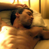 super_seal: (Shirtless - Sleep - Dark)