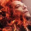 cellphoneangel: (burning up)