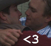 fullygoldy: Cowboys Hugging (Brokeback Heart)
