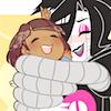 mettatonvevo: (frisk hug 2)