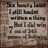lorimlee: (misc - writing block sucks)