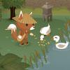 kmazzy: (Duck Feeding Fox)
