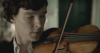 portamento_f: playing his violin while thinking (Default)