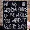 paynesgrey: Protest Sign (witches)