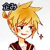 pirorin: ([Vocaloid] Len cheeky)
