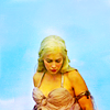sardonicynic: game of thrones | daenerys targaryen (and she would be the one)
