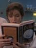 nicholas_lucien: Nat Reading The Denied (Nat Book)