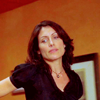 sardonicynic: house | lisa cuddy (concrete and barbed wire)