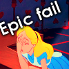 yappichick: (AiW: Alice: Epic Fail)