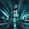 yappichick: (Disney: Tron Castle)