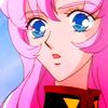 admiral: utena tenjou → revolutionary girl utena (pretty in pink)