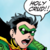 paranormalshitness: tim says holy crud (robin, tim drake)