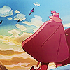 prosyday: Picture of Yupa from Nausicäa of the Valley of the Wind. (ghibli, yupa)