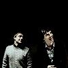 scfrankles: (Sherlock & John laughing)