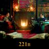 scfrankles: (Watson & Holmes 221B)