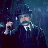 scfrankles: (Watson gun rain)
