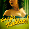 "deej: ""Gay For Kahlan"" with an AMAZING action shot of her cleavage and swooshy hair! ([legend of the seeker] gay for kahlan!)"