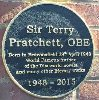 wossname: (Blue plaque)