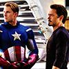 navaan: (Marvel Avengers Steve/Tony)