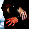 essayofthoughts: MCU Wanda's hands with her scarlet. (Wanda, ScarletHands)