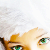zaubra: (white green eyes)
