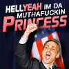t3andcrumpets: Rahm Emanuel is the princess (hell yeah I'm the princess)