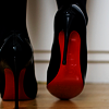 zaubra: (red-soled heels)