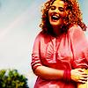 zaubra: (laughing in the sunshine)
