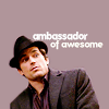 "talibusorabat: A young white man looks dapper ""ambassador of awesome"" (White Collar: Ambassador of Awesome)"