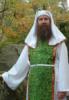 ecosophia: JMG in Archdruidical robes (Archdruid)