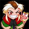 dragonofalthena: (Human - Wink)