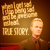 55sunsets: (HIMYM: Be awesome instead)