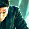 neverasked4this: actor DJ Cotrona (Braced head down closeup)