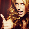 andsheswirls: (tricia helfer: thumbs up! (angiescully))