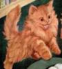 lisasimpsonfan: Taken from a vintage ad. (krazycat)