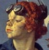 tarot_scholar: An image of Norman Rockwell's interpretation of Rosie the Riveter (Rosie)