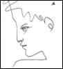rem813: (Профиль юноши)